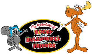 Lots of behind the scenes info about the Z's favorite cartoon heroes, Rocky and Bullwinkle.